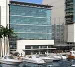 The Harborage Club - Ft. Lauderdale - space age, dry storage dock marina
