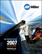 Miller 2007 Full-Line Welding Catalog Now Available