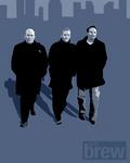 BREW|SDC Partners: Left to Right: Lyle Sandler, Brock Danner, Ben C. Roth