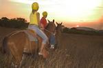 Riding Horses at Rincon de la Vieja