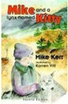 Book cover 'Mike and a Lynx Named Kitty' by Mike Kerr