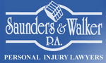 Injury Lawyers Saunders & Walker Logo