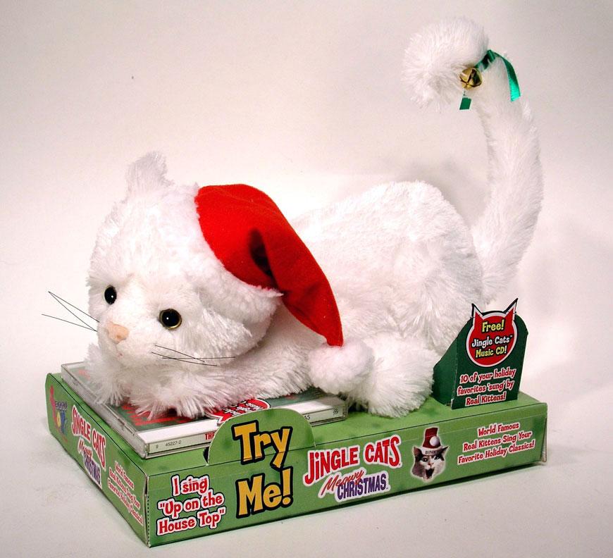 Jingle Cats Music Presents Jingle Dogs