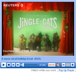 Jingle Cats Video