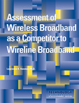 "New TFI Report:  ""Assessment of Wireless Broadband as a Competitor to Wireline"""
