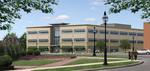 Rendering of DuPage Medical Group's Glen Ellyn Clinic