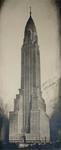 Rare signed Hugh Ferriss Chrysler Building