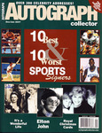 Cover of Autograph Collector