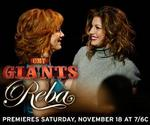 Faith Hill & Reba celebrate the year of the woman
