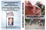 DVD Cover, Front and Back, Beach Boot Camp Upper Body Blast by Lt. Col. Bob Weinstein