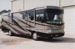 Georgetown motor home on the Workhorse UFO™