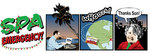 Spa Emegency comic