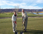 Colby Cowan and Doug Roberts Break Ground on the Jack Nicklaus Academy of Golf at The Ledges