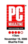 Rated highly by PC Magazine