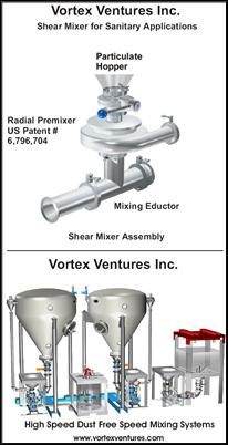 Vortex Ventures Inc Develops An Advanced Product Line For