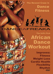 Danceafreaka African Dance Workout DVD cover