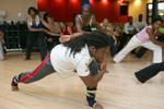 Danceafreaka Thigh Stretch