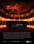 Operetta Amplifier