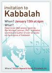 Kabbalah Event - January 13th 2007