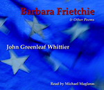 CD Cover:  Barbara Frietchie & Other Poems