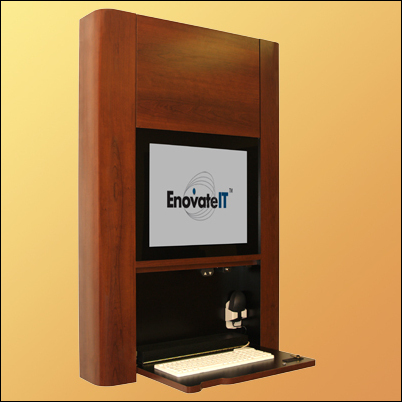 EnovateIT Introduces Break-through Technology with Auto-Off LCD ...