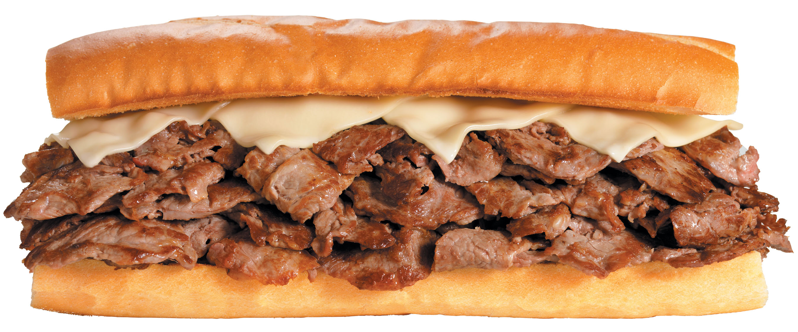 ... Grilled Sandwiches Introduces a One Pound Steak & Cheese Sandwich