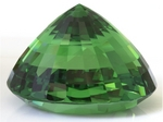 An exceptional gemstone, most likely the largest fine color clean