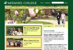 McDaniel College in Maryland