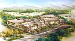 Rivera Business Park in Riverside, Calif., rendering.