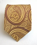 The Modern Paisley Tie - Bigger and Better.