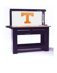 Tennessee Volunteers NCAA PegPanel in Workbench.