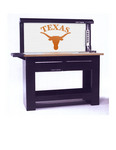 Texas Longhorns NCAA PegPanels in Workbench.