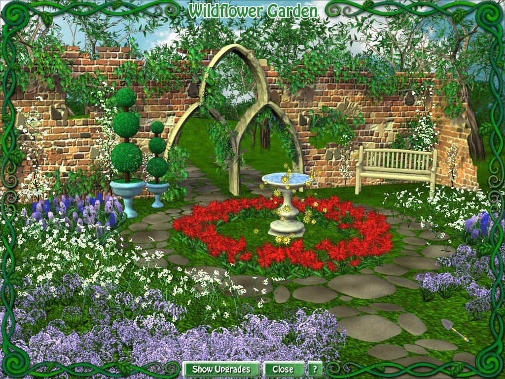 Games Of Garden