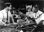 "Kramer makes a point to Caesar in original ""Mad, Mad World"""