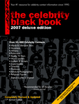 The Celebrity Black Book 2007 Cover