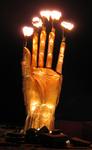 Flaming Lotus Girls Hand of God