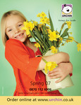 urchin spring catalogue cover