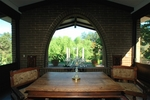Arched Picture Window