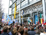 5000 attended the grand opening of the new Church of Scientology of Berlin.