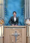 Sabine Weber, President of the Church of Scientology of Berlin.