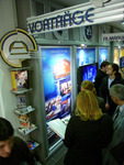Visitors tour through the new Church of Scientology of Berlin