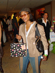 Angela Bassett with a Nappi Sak by Suzibella