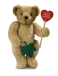 The new Let's Get Bear Naked Bear from The Vermont Teddy Bear Company