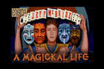 "Logo Art for ""A Magickal Life"" on Enigma"