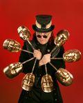 Magician Jeff McBride
