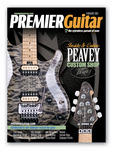 February cover of Premier Guitar