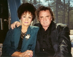 Joanne Cash and Johnny Cash