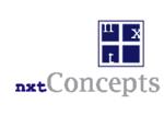 nxtConcepts, Ltd Logo