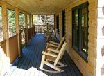 Dream Cabin Features a Farmer Front Porch