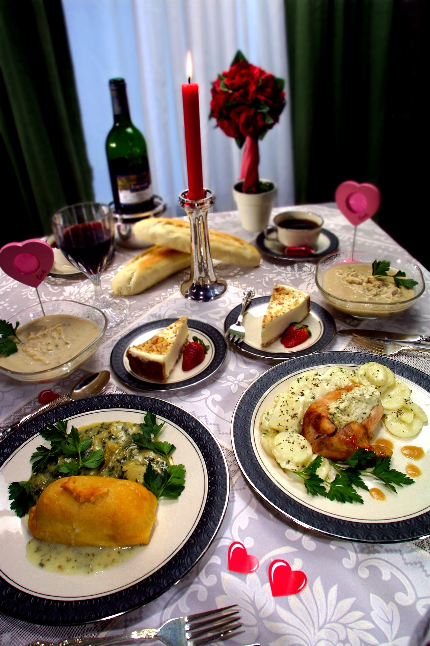 GourmetStation Provider Of Upscale Gourmet Dinners